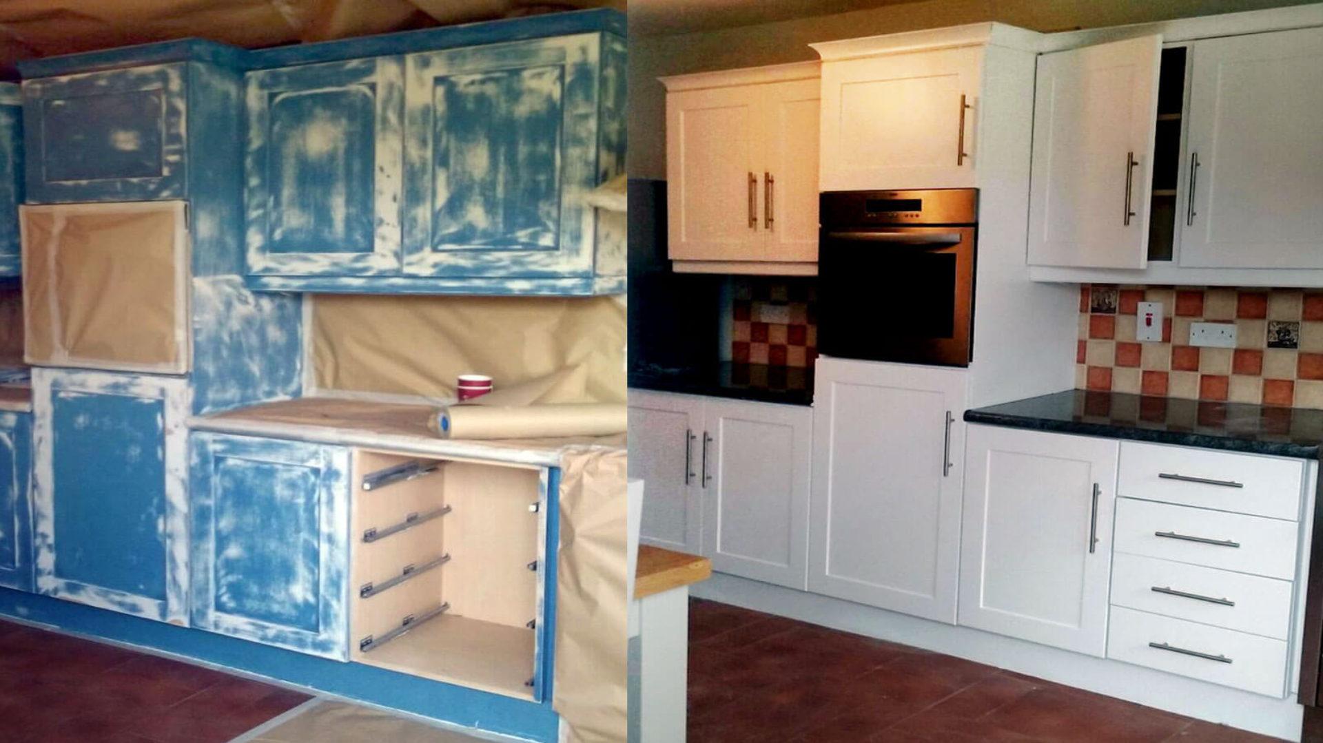 Quik Spray Kitchens