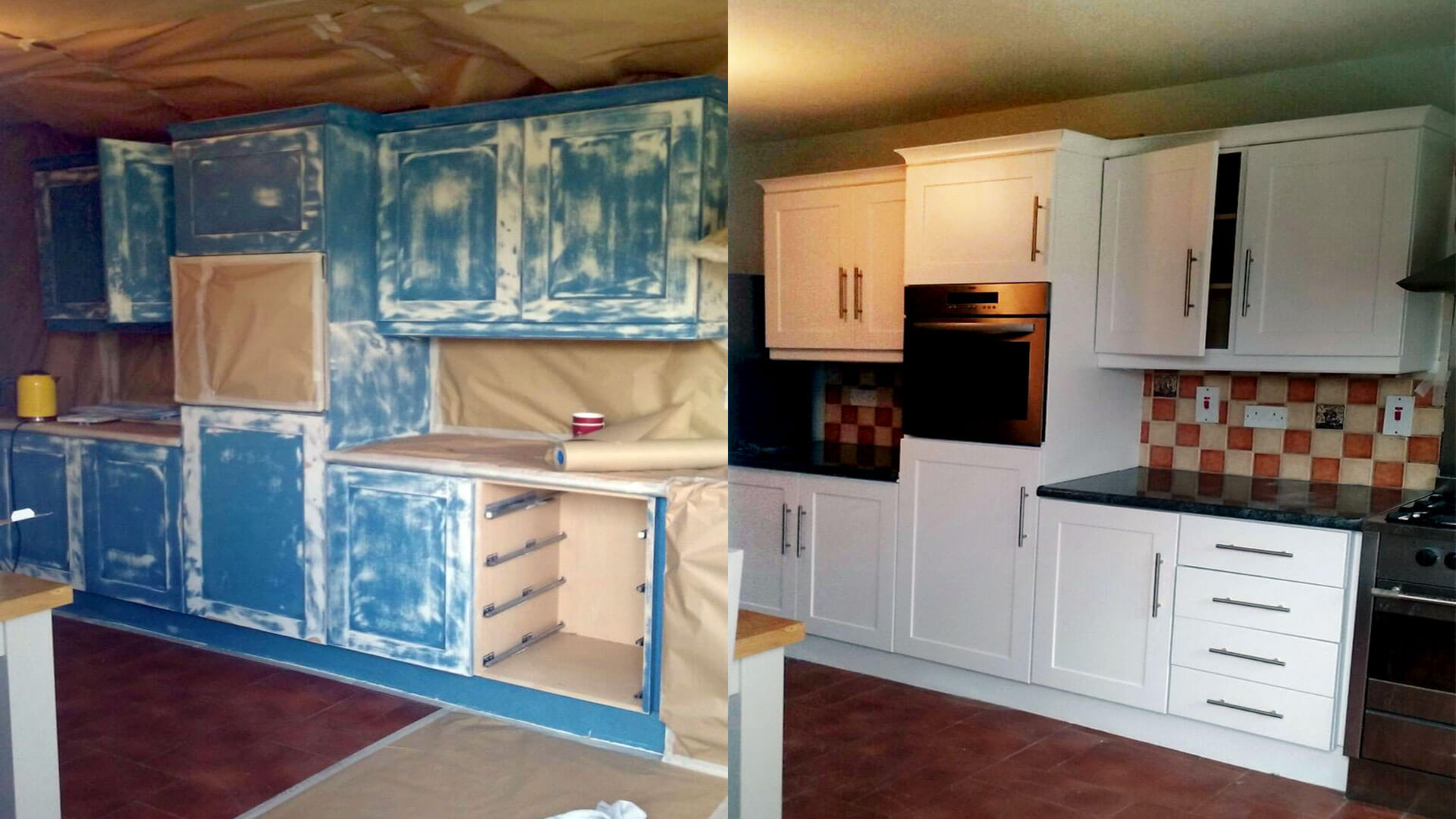 respray paint kitchens furniture quikspray kitchens dublin